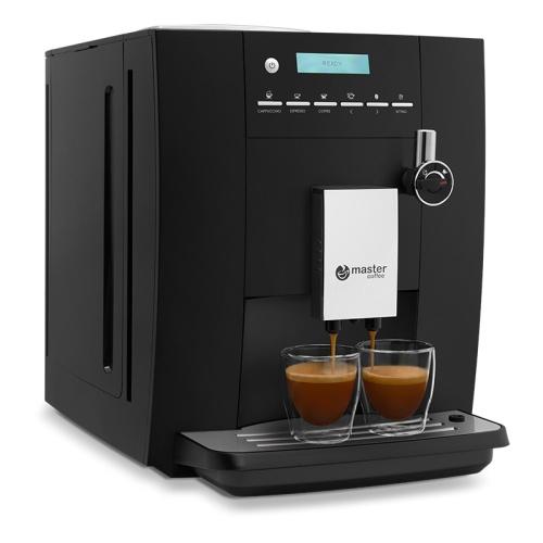 Automatinis kavos aparatas Master Coffee MC1604BL, juodas