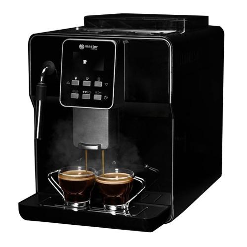 Automatinis kavos aparatas Master Coffee MC320CM, juodas