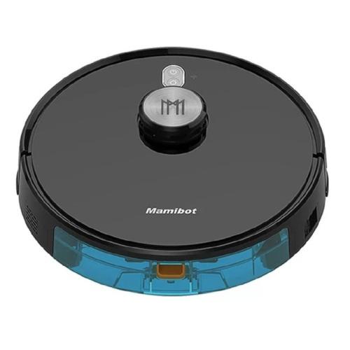 Plaunantis robotas siurblys Mamibot EXVAC890B Glory, baterija 5200 mAh, juodas