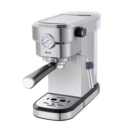 Rankinis kavos aparatas Master Coffee MC685S, 1350 W, sidabro spalva