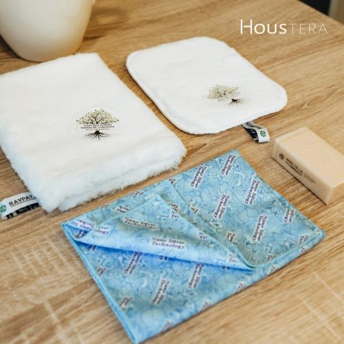 Rinkinys skirtas virtuvės priežiūrai, Raypath NanoSilver