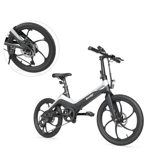 Elektrinis dviratis Beaster BS90, 250 W, 36 V, 8 Ah, sulankstomas