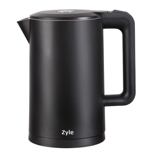 Elektrinis virdulys ZYLE ZY281BK, 1,7 L, juodas
