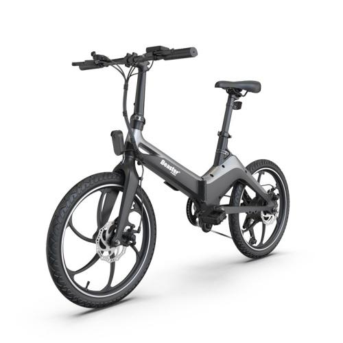 Elektrinis dviratis Beaster BS95, 250 W, 36 V, 8 Ah, sulankstomas