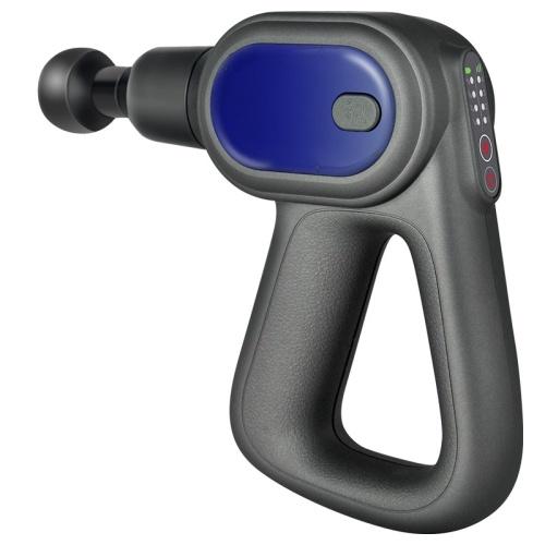 Smūginis masažuoklis Zyle ZY23MG, su 5 pakaitinėmis galvutėmis ir šildymo funkcija