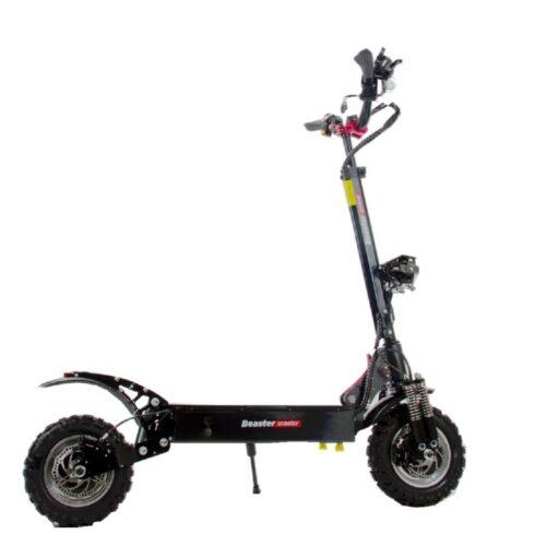 Elektrinis paspirtukas Beaster Scooter BS59, 3200 W, 60 V, 26 Ah, hidrauliniai stabdžiai