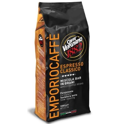 Kavos pupelės Vergnano Emporio, 1 kg