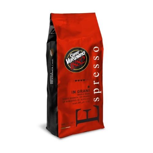 Kavos pupelės Vergnano Espresso Bar 1 kg