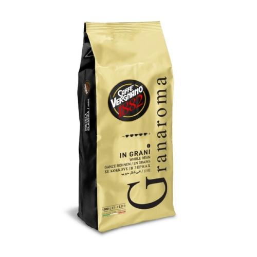 Kavos pupelės Vergnano Gran Aroma, 1 kg
