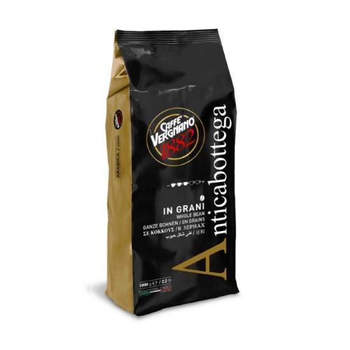 Kavos pupelės Vergnano Antica Bottega 1kg