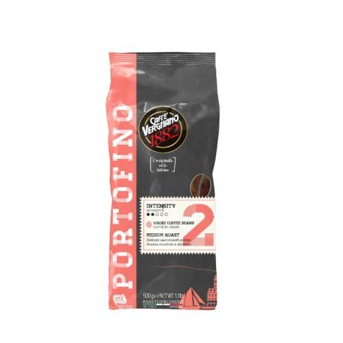 Kavos pupelės Vergnano Portofino 1278, 500 gr.