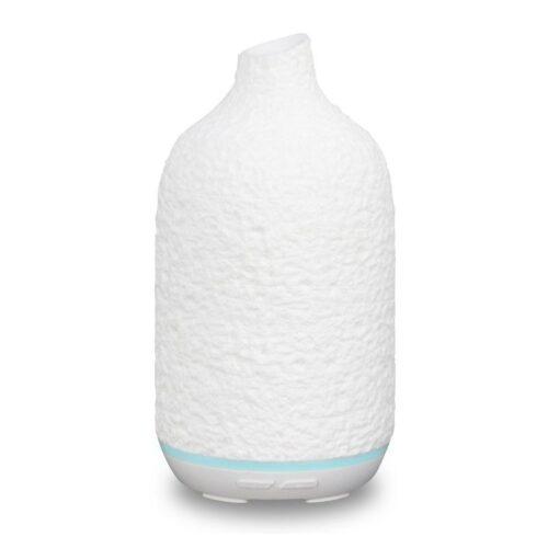 Kvapų difuzorius Zyle Aroma, ZY054WH, 130 ml, baltas