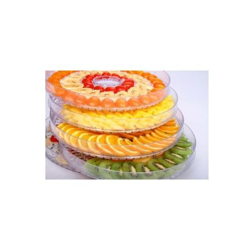 Maisto produktų džiovyklė ZYLE ZY338FD, 5 dėklų, 33 cm