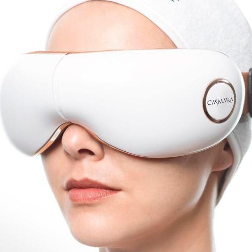 Presoterapijos akiniai akių procedūroms Casmara Eye Perfection Presotherapy Glasses CASAA0010, masažiniai