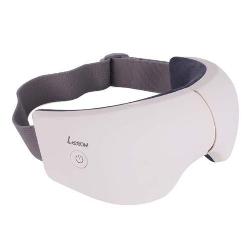 Presoterapijos akiniai akių procedūroms Be Osom Presotherapy Glasses BEOSOMB26WH, masažiniai, balti